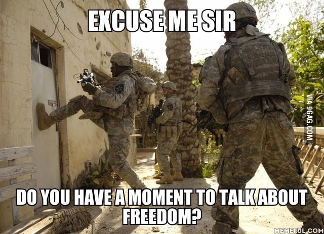 Jehova's Freedom