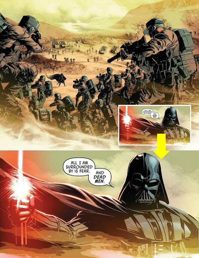 Hail Lord Vader