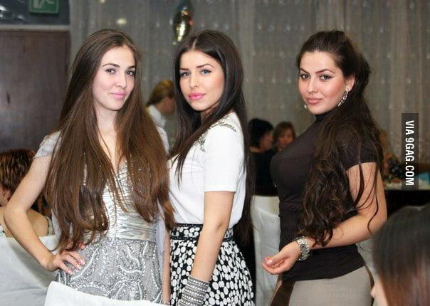 photos of single girls chechnya № 148097