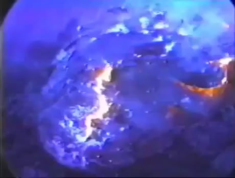 underwater quotpillow lavaquot from mt kilauea 9gag