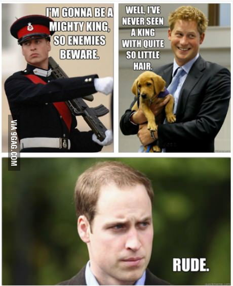 Troll Prince Harry