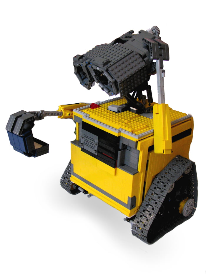 lego wall e 9gag. Black Bedroom Furniture Sets. Home Design Ideas