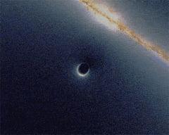 Black Hole Gif Black Hole Bending Light Gif