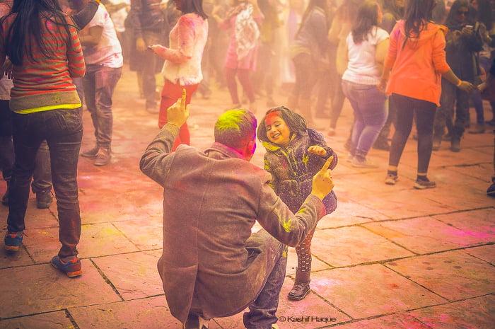 essay on my favourite festival holi