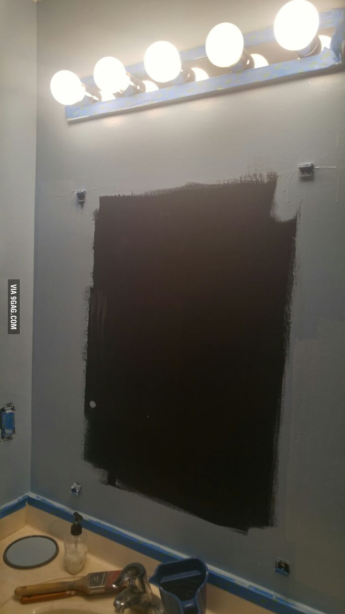 Come on 9gag i need the creepiest message to behind the for Bathroom 9gag