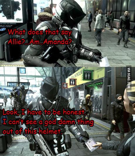 The cops in Deus Ex
