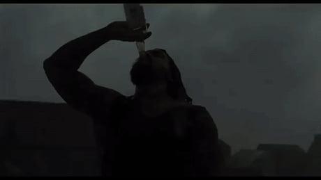 Aquaman in Justice League Trailer