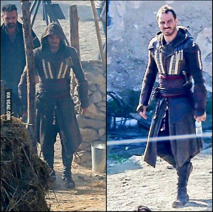 Some set photos from the Assassin's Creed movie - 9GAG