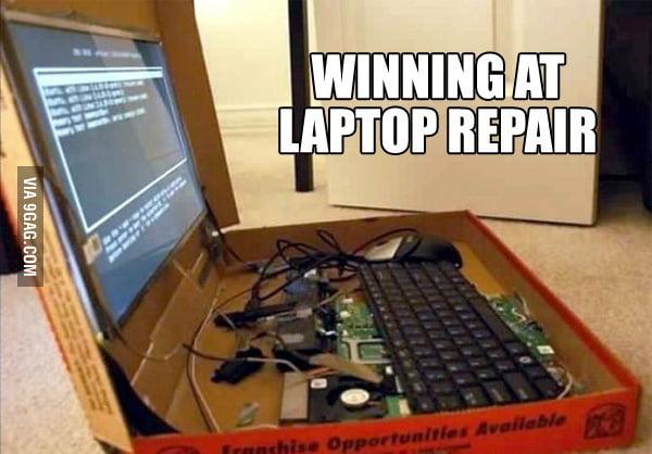 CPU temp: Hot'N'Ready