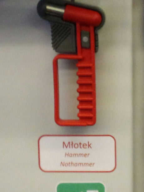 So this is a hammer or not ?