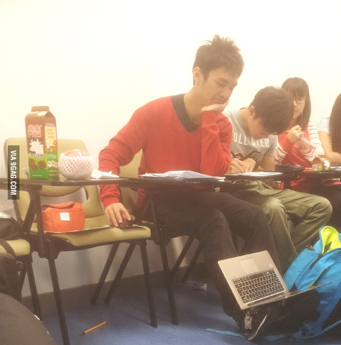 Gaming in class level: master