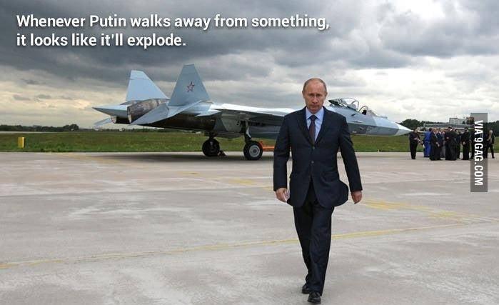 Putin's effect