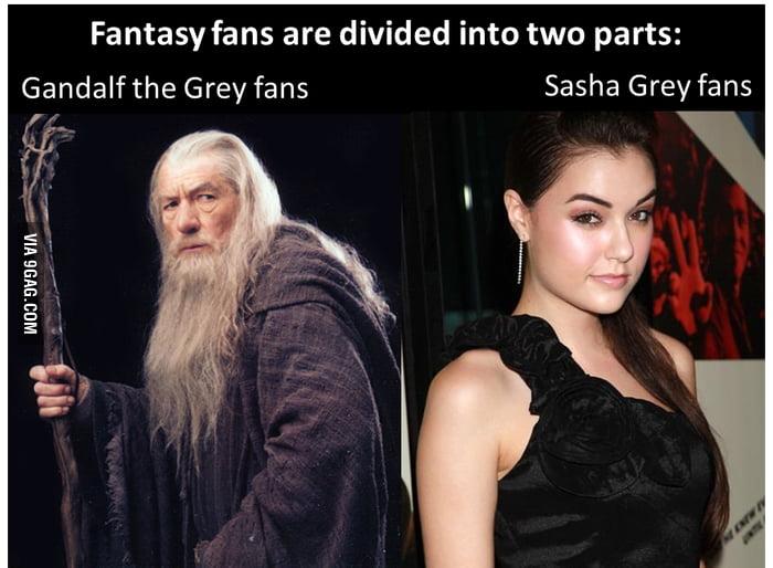 Fantasy fans!