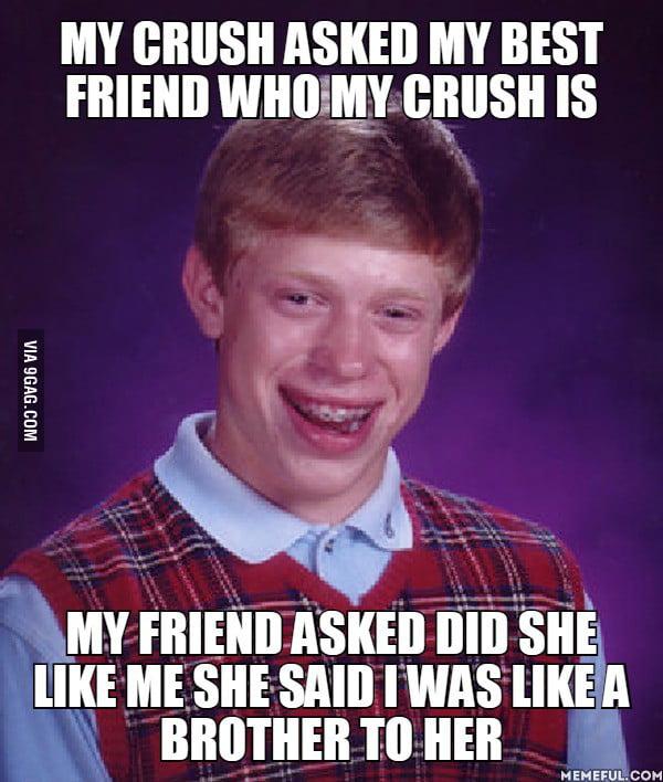 Did my Best my Crush Asked my Best Friend