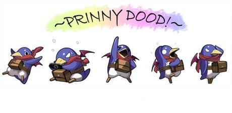 Prinny Dood!