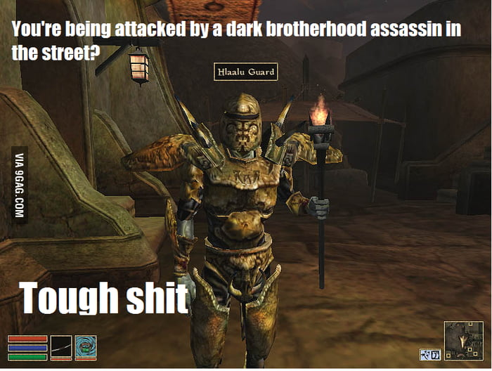 Guard Morrowind Morrowind Guards