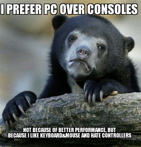 My PC is a potato, anyway