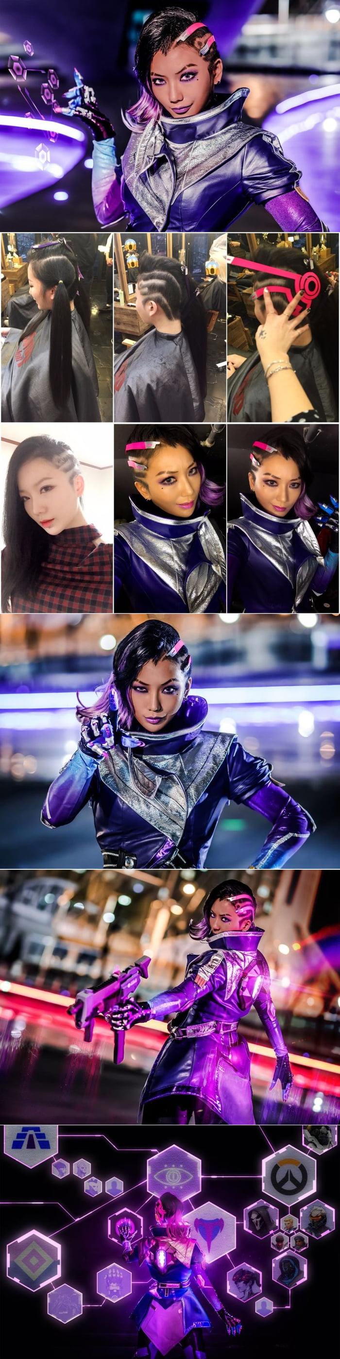 Pion Kim as Sombra