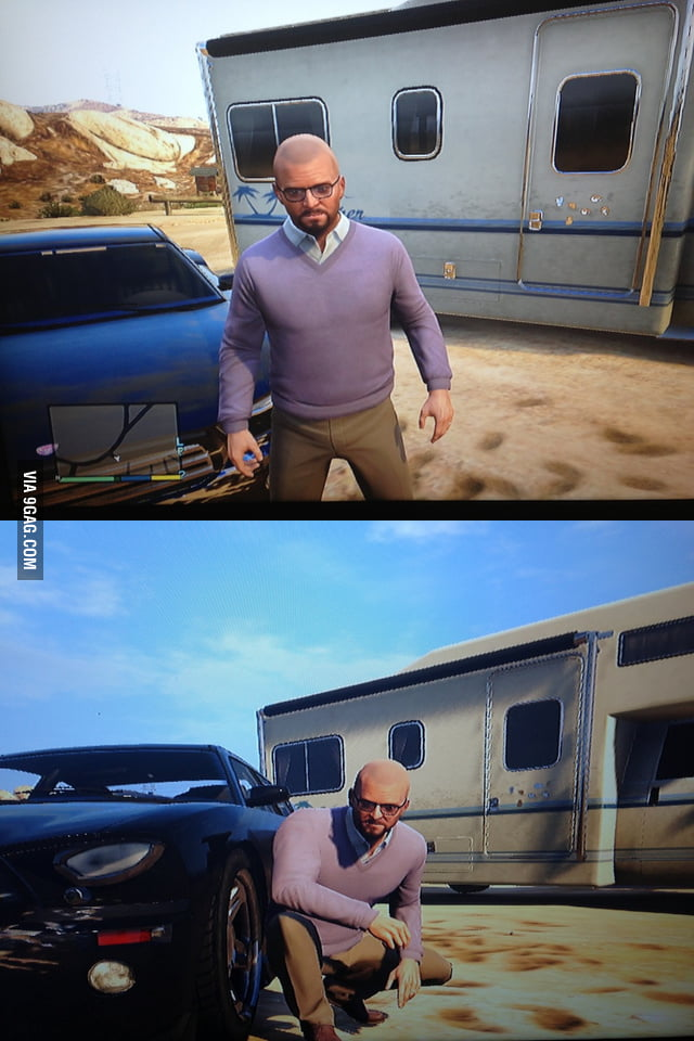 (GTA V) Time to cook