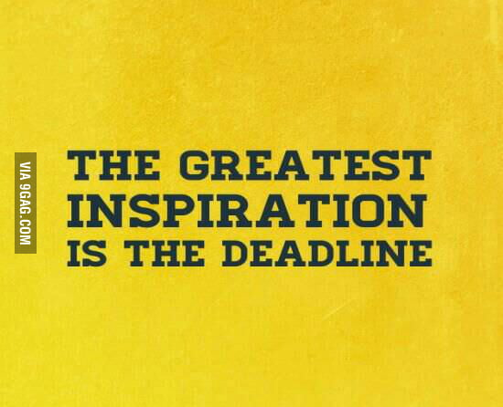 The greatest inspiration