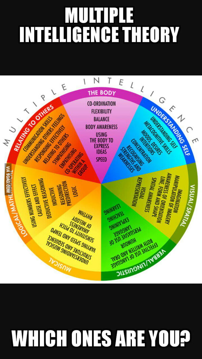 thesis on multiple intelligence theory