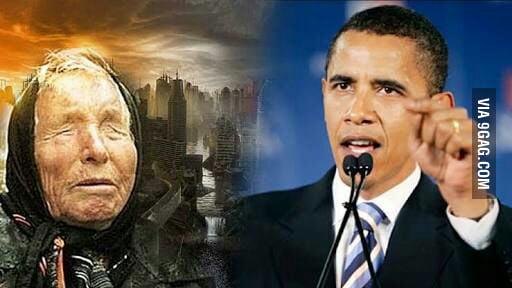 Ինչ է նշանակում Վանգայի կանխատեսումը, որ Օբաման լինելու է ԱՄՆ վերջին նախագահը