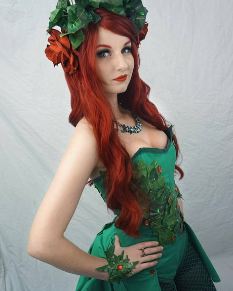 Adrestia as Poison Ivy