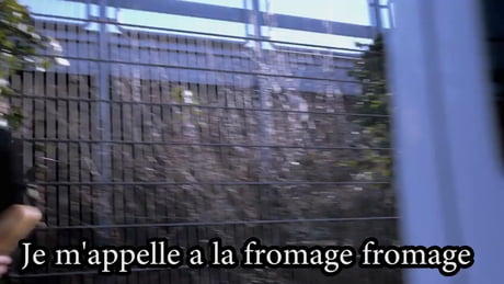 What I understand when I hear french rap