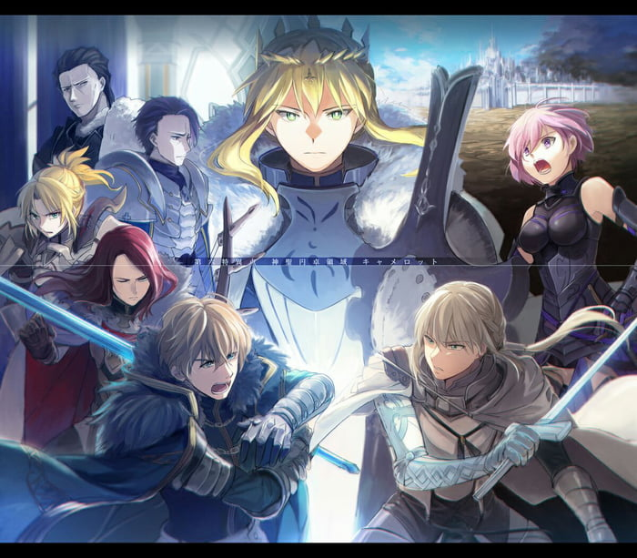 Knights of Camelot  (Fate Grand Order)