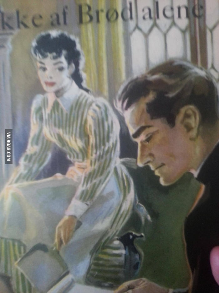 Found MJ on the cover of an old danish book