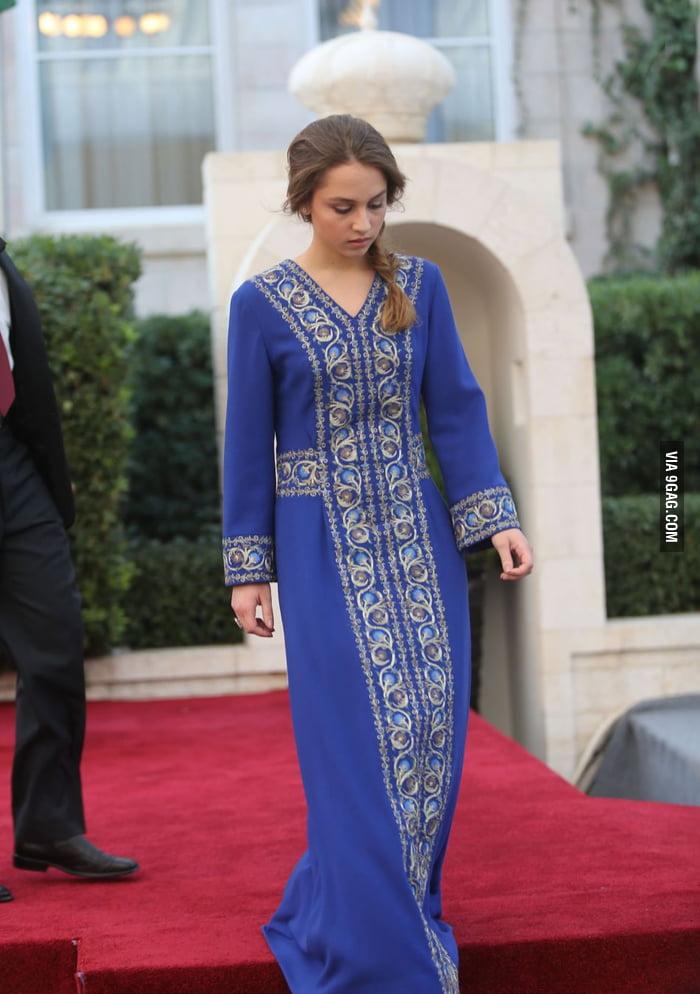 Princess Iman Bint Abdullah. Daughter of the badass King ...