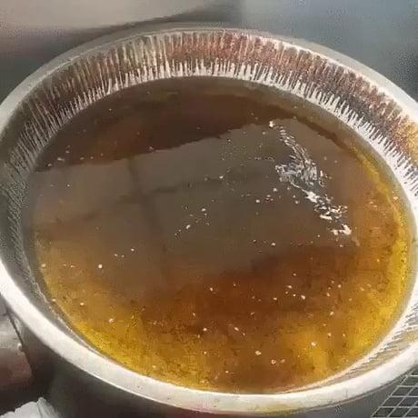 Making churros
