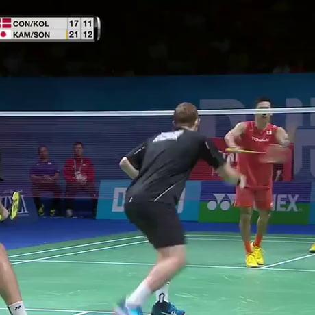 Just badminton things.