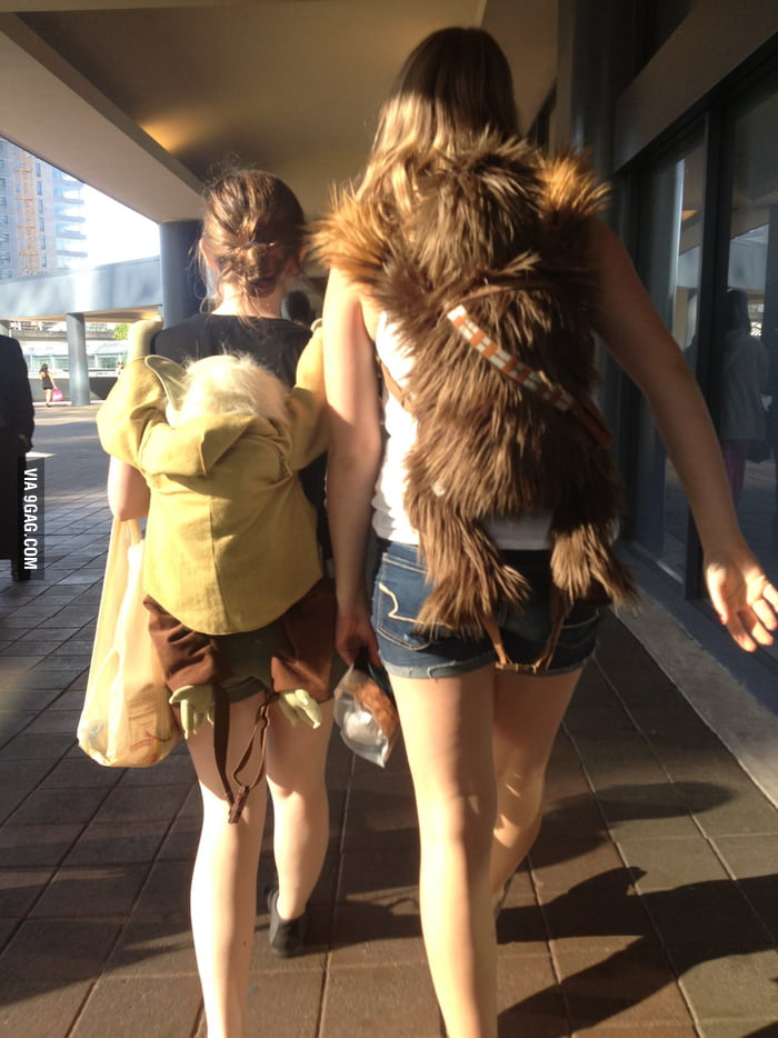 This is what happens when hipsters watch Star Wars