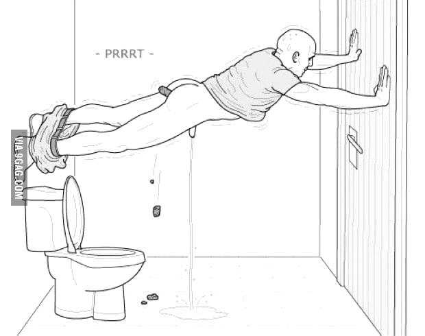 How to use a gas station bathroom 9gag for Bathroom 9gag