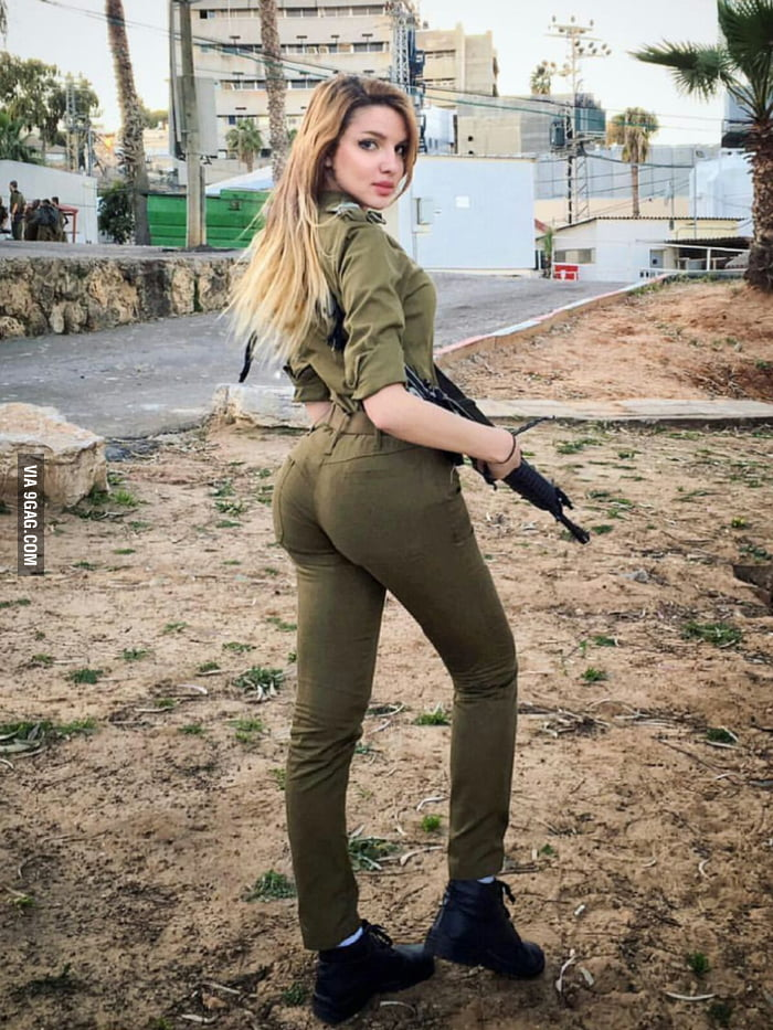 Israel big ass
