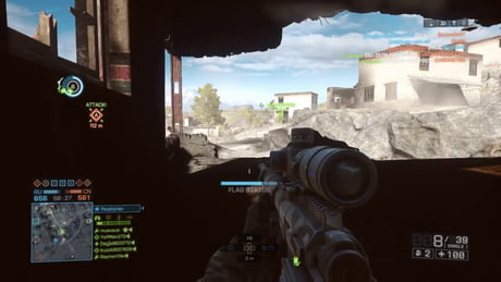 There's nothing more satisfying in this game [Battlefield 4]