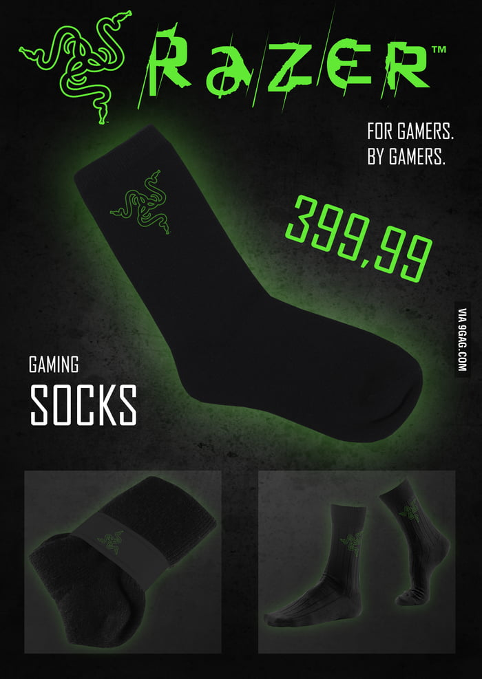 Gaming Socks 9gag