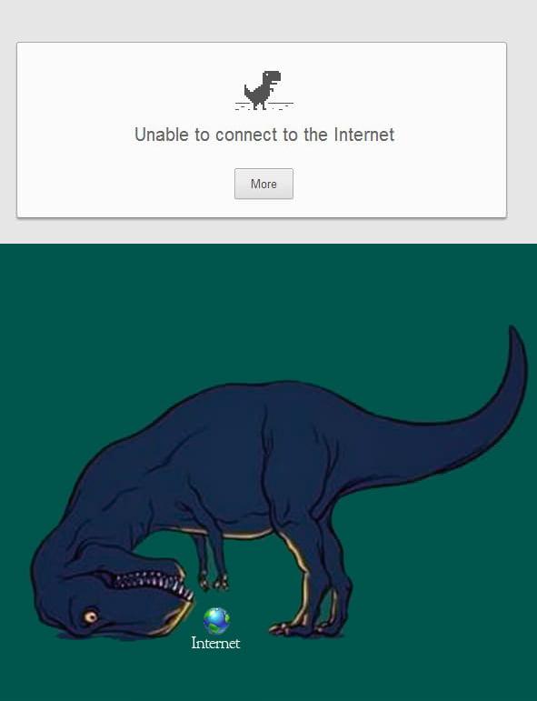 Google Chrome feels