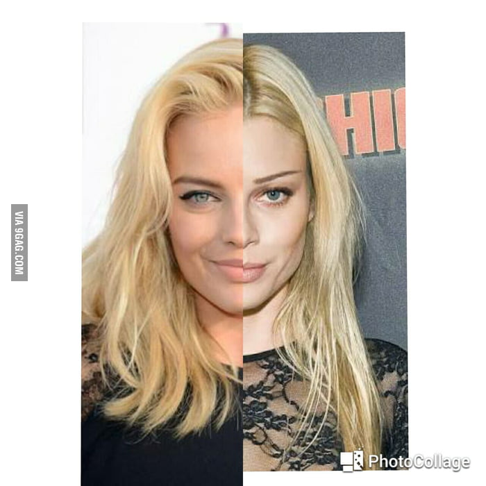 How about Lauren German and Margot Robbie? which is which ...