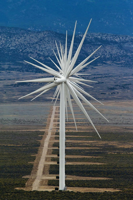 How many wind turbines Are there ?