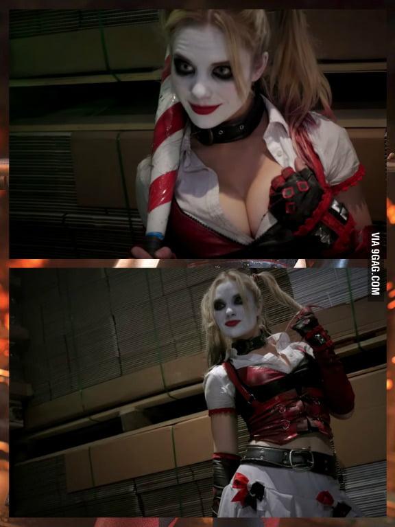 Marsha May  Harley Quinn Fucks Joker  porntrexcom