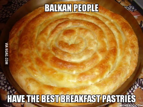 It's called Banitza or Burek depending on the country