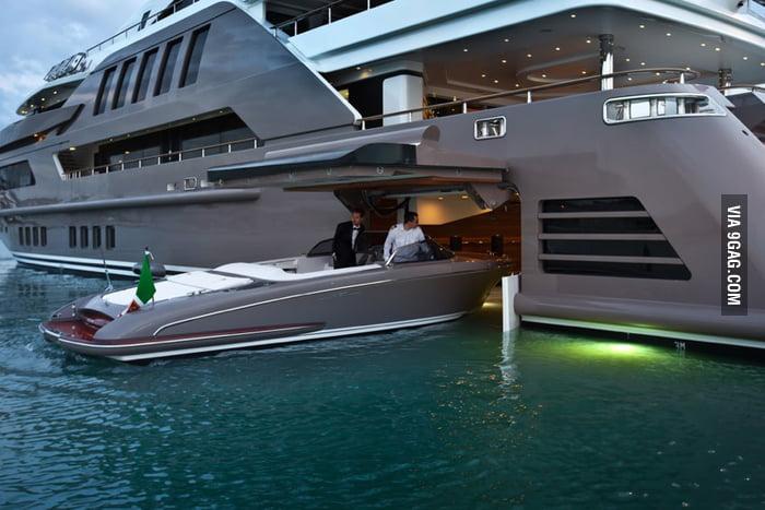 Yo Dawg. I heard you like boat.