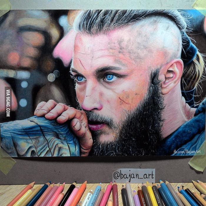 Bajan art... Guy who actually is doing ART!