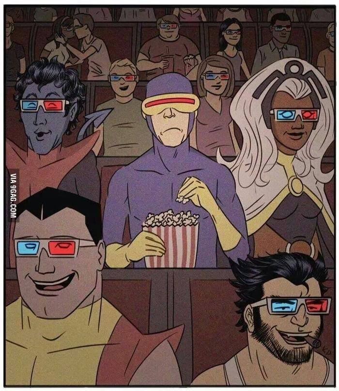 Poor Cyclops!