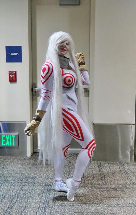 Shiro cosplay