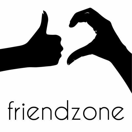 Friend Zone Logo Official
