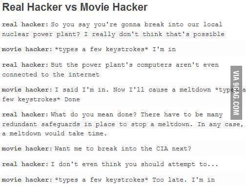 gercek hackerlar vs filmdeki hackerlar