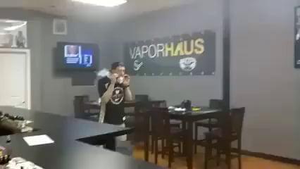 Insane Smoke Rings